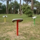 Asiento SETADOWN parque